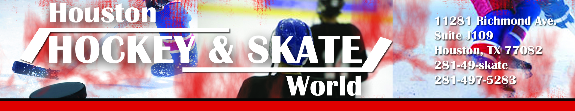 Houston Hockey and Skate World